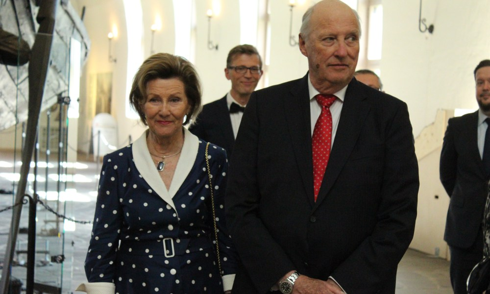 Reyes de Noruega en Chile, visita oficial y paseos…