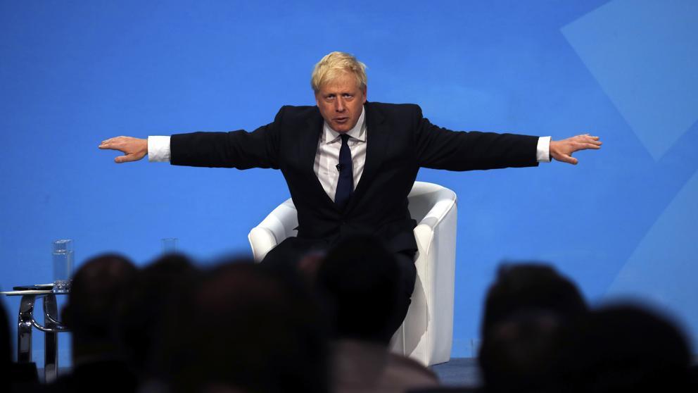 Boris Johnson, el periodista británico es nuevo primer ministro